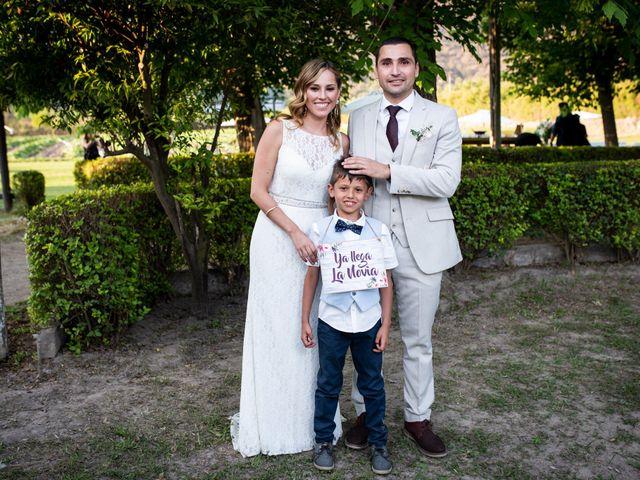 El matrimonio de Jessica y Matias