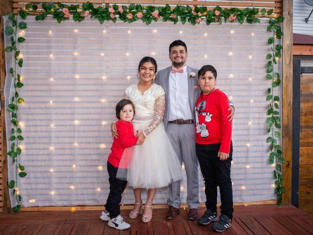 El matrimonio de Marco Andrés  y Mar y Cielo  en Llaillay, San Felipe de Aconcagua 5