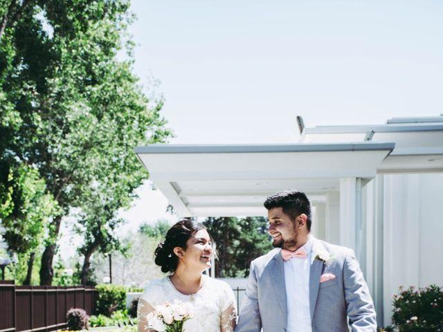 El matrimonio de Marco Andrés  y Mar y Cielo  en Llaillay, San Felipe de Aconcagua 1