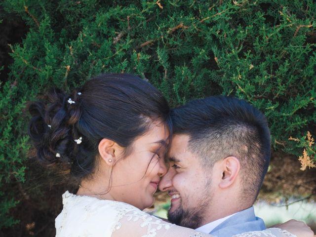El matrimonio de Marco Andrés  y Mar y Cielo  en Llaillay, San Felipe de Aconcagua 6