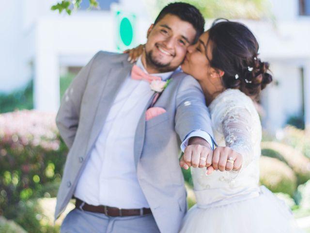El matrimonio de Marco Andrés  y Mar y Cielo  en Llaillay, San Felipe de Aconcagua 2