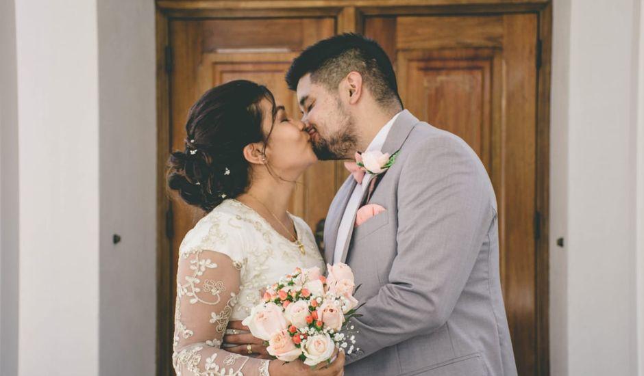 El matrimonio de Marco Andrés  y Mar y Cielo  en Llaillay, San Felipe de Aconcagua