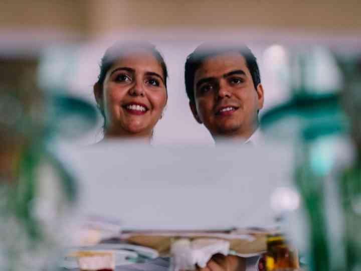 El matrimonio de Yasmina y Diego