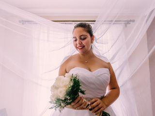 El matrimonio de Yasmina y Diego 1