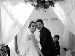 El matrimonio de Berenice  y Eduardo