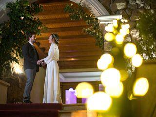 El matrimonio de Romana y Matías 1