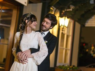 El matrimonio de Romana y Matías 3