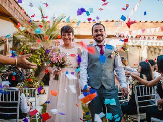 El matrimonio de Marcela y Yerko