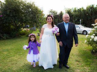 El matrimonio de Margarita y Felipe 3
