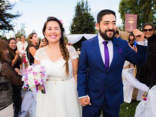 El matrimonio de Margarita y Felipe
