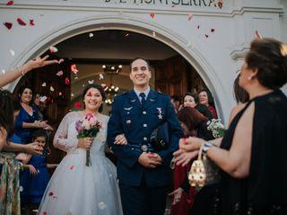 El matrimonio de Aracelly y Luis