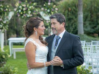 El matrimonio de Alejandra y Mario