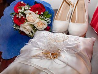 El matrimonio de Fabiola y Juan Carlos 2