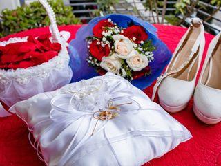 El matrimonio de Fabiola y Juan Carlos 3
