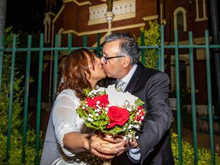El matrimonio de Fabiola y Juan Carlos