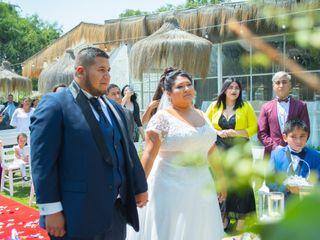 El matrimonio de Macarena y Patricio