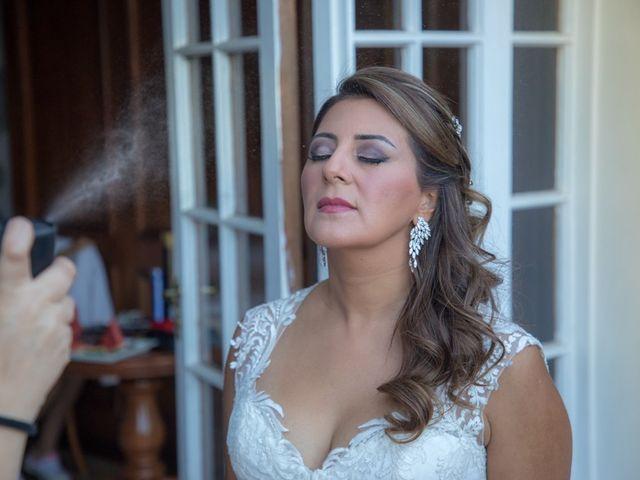 El matrimonio de Mario y Alejandra en El Monte, Talagante 13