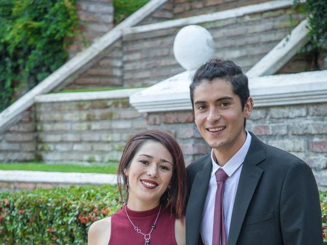 El matrimonio de Mario y Alejandra en El Monte, Talagante 23