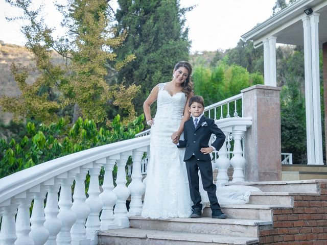 El matrimonio de Mario y Alejandra en El Monte, Talagante 25