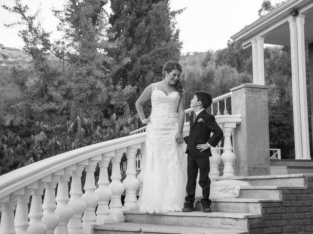 El matrimonio de Mario y Alejandra en El Monte, Talagante 1