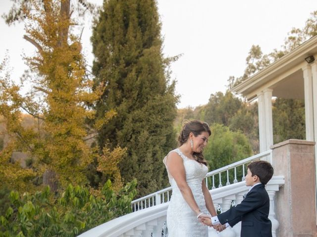 El matrimonio de Mario y Alejandra en El Monte, Talagante 26