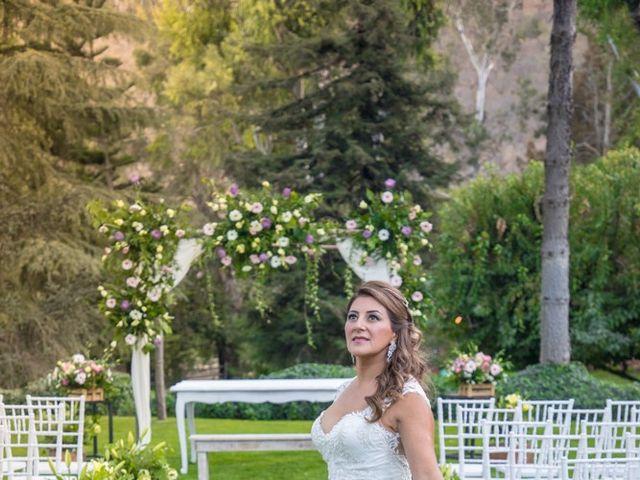 El matrimonio de Mario y Alejandra en El Monte, Talagante 28