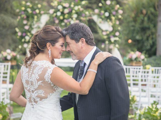 El matrimonio de Mario y Alejandra en El Monte, Talagante 31