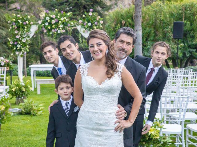 El matrimonio de Mario y Alejandra en El Monte, Talagante 32