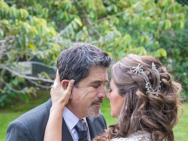 El matrimonio de Mario y Alejandra en El Monte, Talagante 34