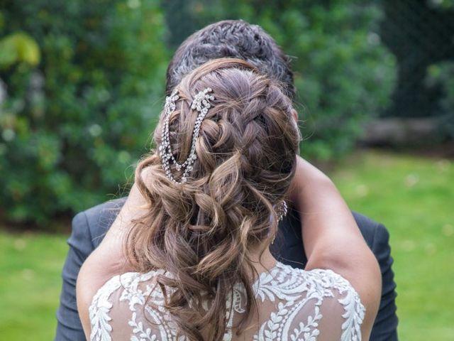 El matrimonio de Mario y Alejandra en El Monte, Talagante 35