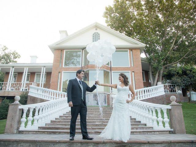 El matrimonio de Mario y Alejandra en El Monte, Talagante 36