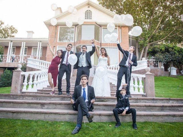 El matrimonio de Mario y Alejandra en El Monte, Talagante 38