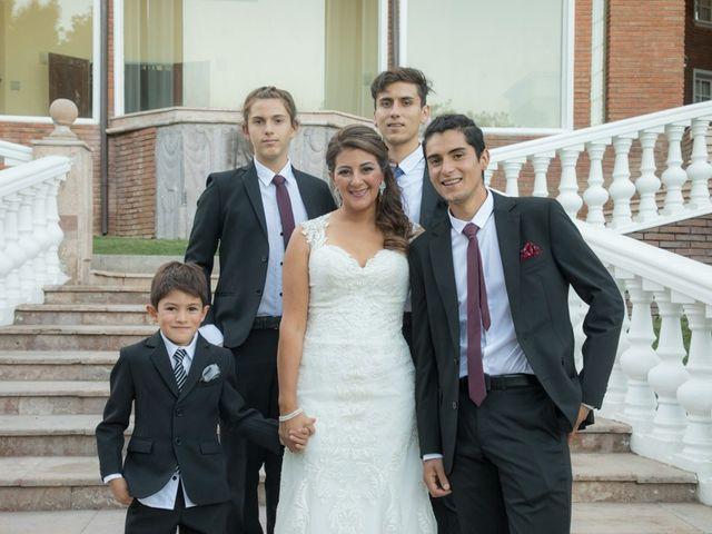 El matrimonio de Mario y Alejandra en El Monte, Talagante 39