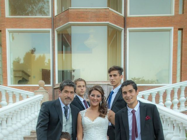 El matrimonio de Mario y Alejandra en El Monte, Talagante 40