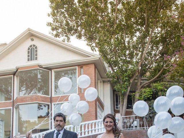 El matrimonio de Mario y Alejandra en El Monte, Talagante 42