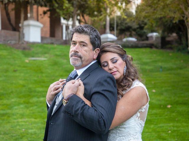 El matrimonio de Mario y Alejandra en El Monte, Talagante 43