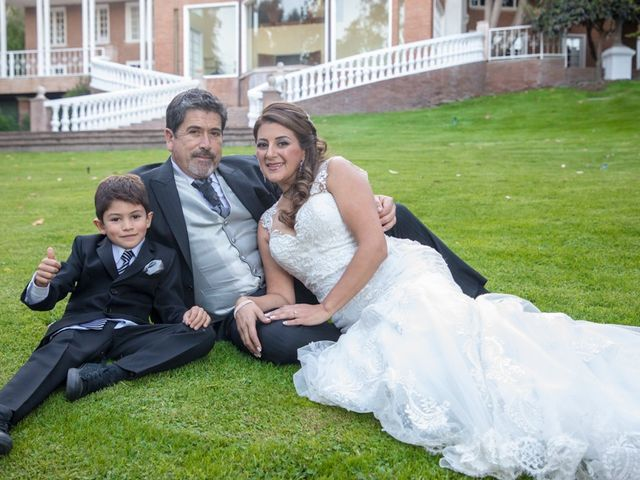 El matrimonio de Mario y Alejandra en El Monte, Talagante 45