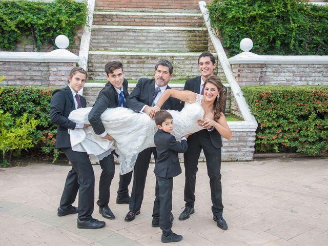 El matrimonio de Mario y Alejandra en El Monte, Talagante 47