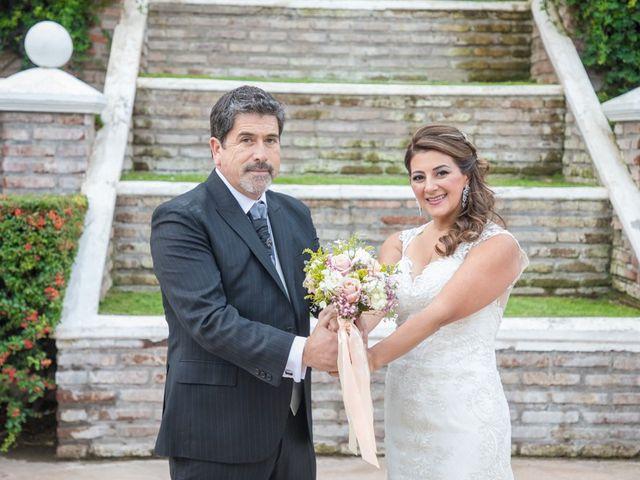 El matrimonio de Mario y Alejandra en El Monte, Talagante 49