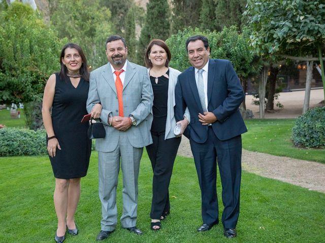 El matrimonio de Mario y Alejandra en El Monte, Talagante 50