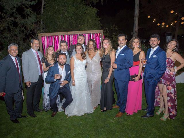 El matrimonio de Mario y Alejandra en El Monte, Talagante 56