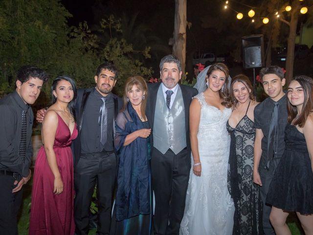 El matrimonio de Mario y Alejandra en El Monte, Talagante 58