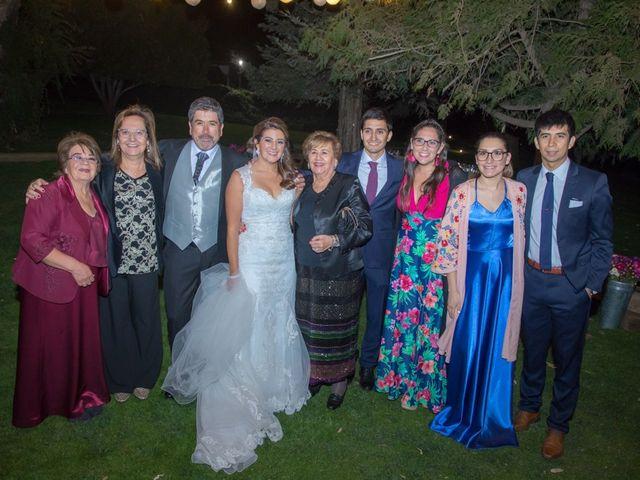 El matrimonio de Mario y Alejandra en El Monte, Talagante 60