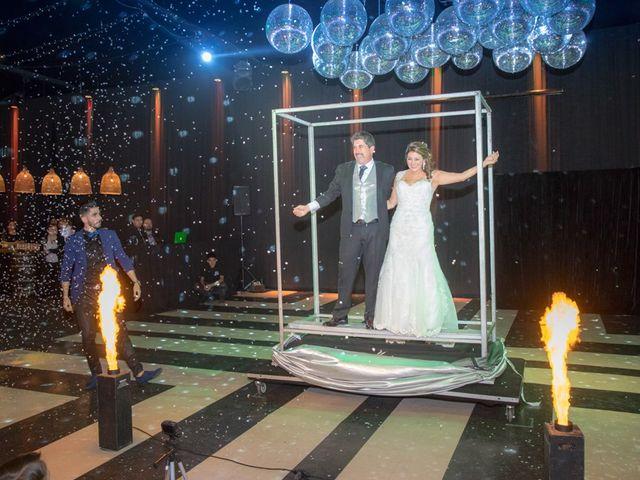 El matrimonio de Mario y Alejandra en El Monte, Talagante 61