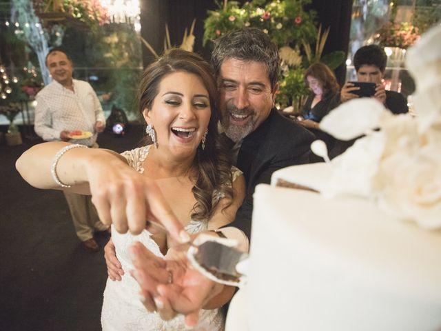 El matrimonio de Mario y Alejandra en El Monte, Talagante 65