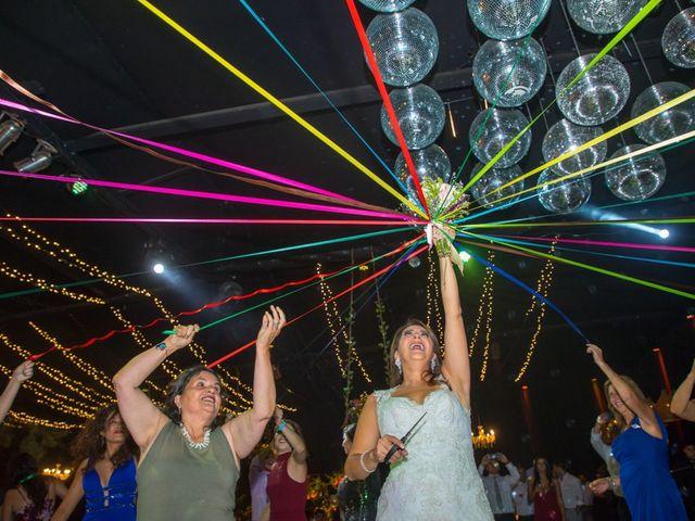El matrimonio de Mario y Alejandra en El Monte, Talagante 72