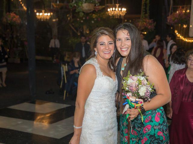 El matrimonio de Mario y Alejandra en El Monte, Talagante 73