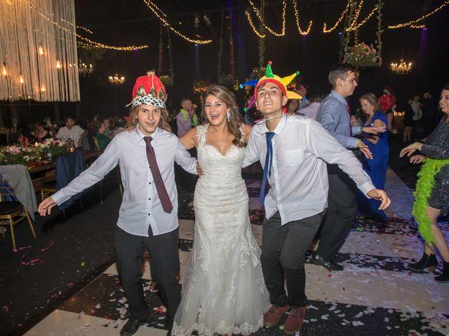 El matrimonio de Mario y Alejandra en El Monte, Talagante 75