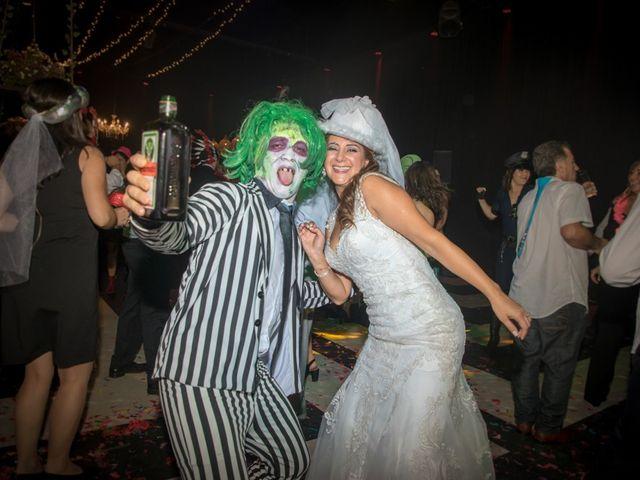 El matrimonio de Mario y Alejandra en El Monte, Talagante 77