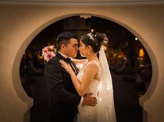 El matrimonio de Claudia y Joahn
